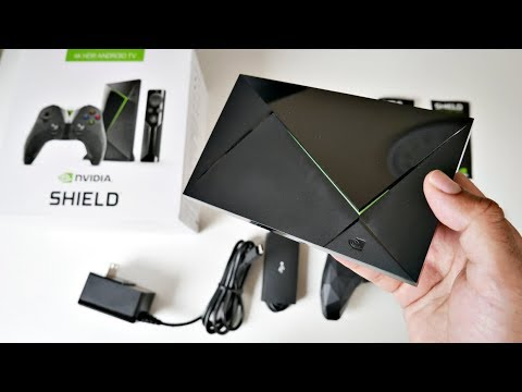 NVIDIA SHIELD 2018 REVIEW- Android 8 OREO UPDATE - STILL THE BEST?