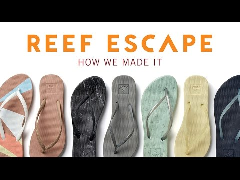 Reef Escape // How We Made It