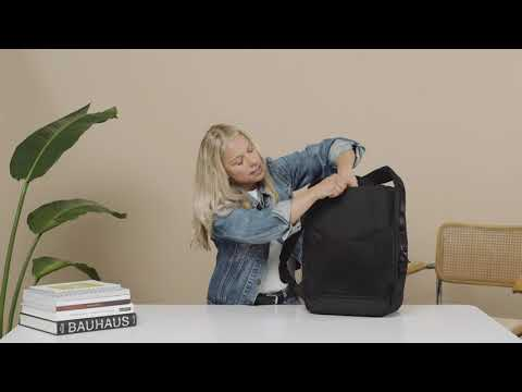 Herschel Supply Travel Backpack Tutorial