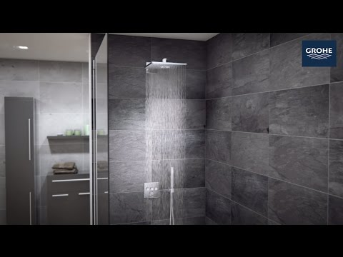 Installation Video GROHE Rapido SmartBox & SmartControl Concealed