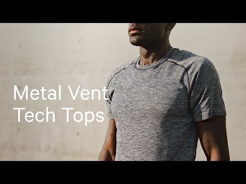 lululemon | Why We Made This: Metal Vent Tech Tops