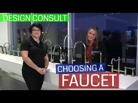 Choosing a Kitchen Faucet with Designer Evelyn Eshun