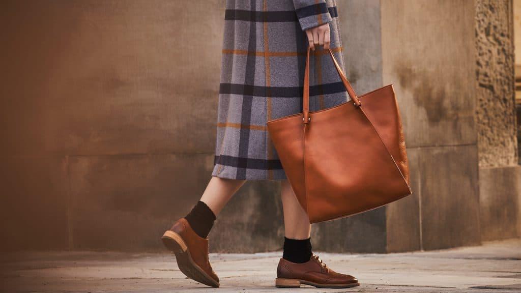 נעליים ותיקים של אקו