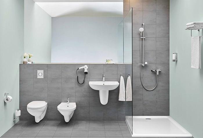 מקלחת של גרואה